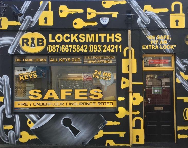R and B Locksmiths